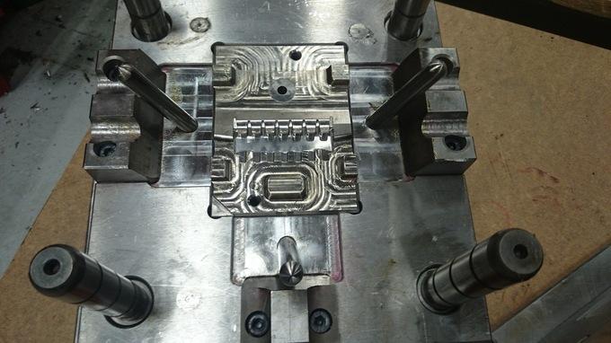 Avancerade formgjutningsverktyg för formsprutade plastdetaljer